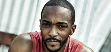 Anthony Mackie: 'If you really want to be heard, register to vote'