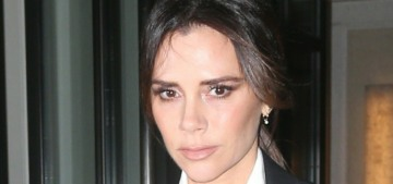 Victoria Beckham: 'It was a sign of insecurity' that I used to wear tight clothes