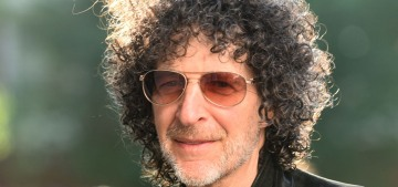 Howard Stern addresses his racist behavior from nearly three decades ago