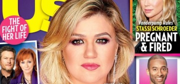 Kelly Clarkson & Brandon split because she's 'high strung' & he's 'very laid-back'?
