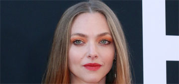 Amanda Seyfried: 'It really is hard for me to lie in my life'