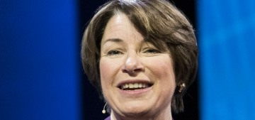 Amy Klobuchar takes herself out of the Veepstakes, wants a woman of color as VP