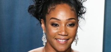 Tiffany Haddish: Women should go on a sex strike to solve racism