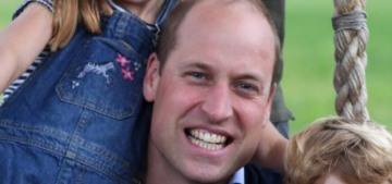 Prince William celebrates his 38th birthday with two new photos, taken by Kate