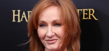 Four authors left JK Rowling's literary agency because of her transphobia