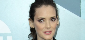 Winona Ryder: A studio head once said I looked 'too Jewish' to play a blue-blood