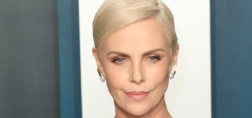 Charlize Theron: 'I did not 'almost get married to Sean' that's such BS'