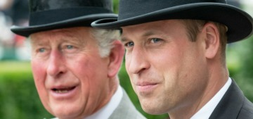 Prince William has suddenly 'forgiven' his father 'for the mistakes of the past'