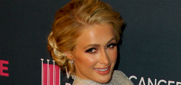 Paris Hilton traveled to the Hamptons with her new boyfriend, sold photos to People