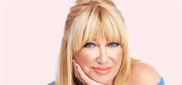 Suzanne Somers on her Thighmaster success: There wasn't as much content as now