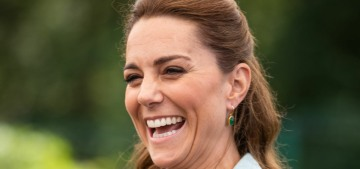 Duchess Kate will have a 'phenomenal workload' now that the Sussexes are gone