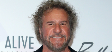 Sammy Hagar: I would rather see everyone go back to work, I will die [for that]