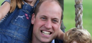 Prince William & Kate 'are having to do more' with their kids than 'they usually would'