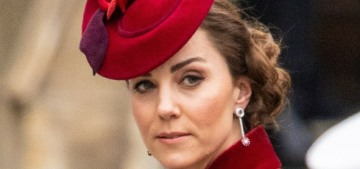 Duchess Kate is like Prince Philip, 'merely a supportive figure' to her spouse??