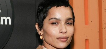 Zoe Kravitz: Looking back, Rob in 'High Fidelity' was a misogynist douche