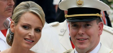 A look at Prince Albert & Charlene's 2011 wedding on their belated anniversary
