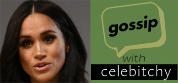 'Gossip with Celebitchy' podcast #57: Meghan & Harry visit Homeboy Industries