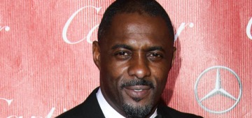 Idris Elba's dad said to be successful, 'you have to be twice as good as the white man'
