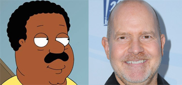 The Simpsons and Family Guy address issue of white actors playing characters of color