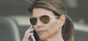 Lori Loughlin & Mossimo resigned from their country club, poor sausages