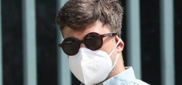 Toxic, fragile dudes refusing to wear masks will literally kill us all