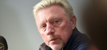 Boris Becker: Tennis players are 'rats' for dissing other players during the pandemic