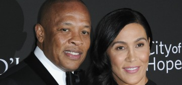"""Nicole Young filed for divorce from Dr. Dre after 24 years of marriage"" links"