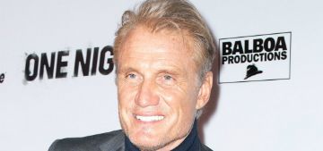 Dolph Lundgren, 62, has a 24 year-old fiance