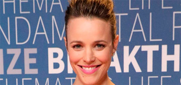 Rachel McAdams took a cross country RV trip, lost her family's garbage on the highway