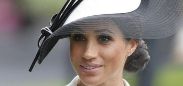 VF: Duchess Meghan 'had brilliant ideas, but she was always in a hurry'