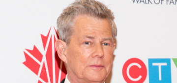 David Foster is mad he still gets recognized for RHOBH: 'I have 16 Grammys'