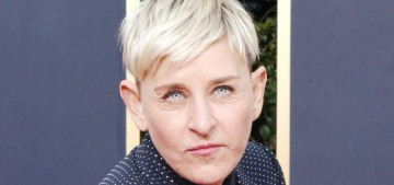 Is Ellen DeGeneres' show going to be cancelled because of low ratings?