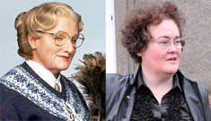 Robin Williams to play Susan Boyle in biopic? (update: not true)