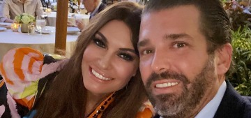 Don Trump Jr's girlfriend Kimberly Guilfoyle tested positive for the coronavirus