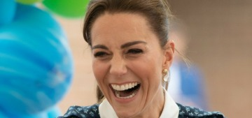 Duchess Kate wore Beulah London to an NHS anniversary party: cute or no?
