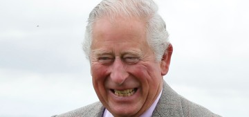 Duchess Camilla: Prince Charles is 'probably the fittest man of his age I know'