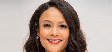 Thandie Newton isn't here to suffer fools and will tell you about Tom Cruise
