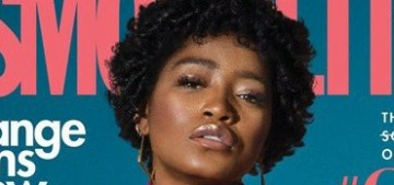Keke Palmer: Donald Trump is 'inciting a race war', we need to get him out