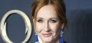 JK Rowling & other intellectuals worry that free speech might have consequences