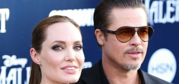 Brad Pitt & Angelina Jolie are in a better place thanks to 'a lot of family therapy'