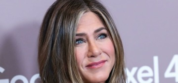 Jennifer Aniston 'has been… focusing on writing film scripts while in quarantine'