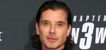 Gavin Rossdale calls his divorce his most embarrassing moment