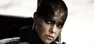 """""""Charlize Theron heartbroken about not playing Furiosa in the prequel"""" links"""