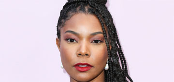 Gabrielle Union talks being 'a guinea pig' for hair & makeup artists untrained for BIPOC