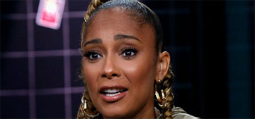 Amanda Seales leaves The Real, says 'disparaging' people aren't being handled