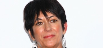 Ghislaine Maxwell is on suicide watch, she isn't allowed fabric sheets or clothes