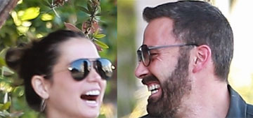 Ben Affleck & Ana de Armas haven't been photographed together since the WaPo story