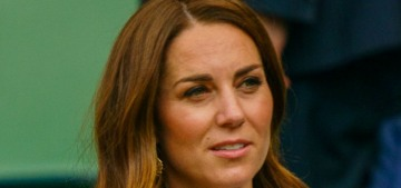 Duchess Kate misses Wimbledon, so she found a way to chat with Andy Murray