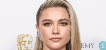 Florence Pugh's still complaining about being criticized for dating Zach Braff