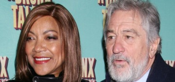 Robert DeNiro cut his ex-wife's AmEx allowance from $100K to $50K a month
